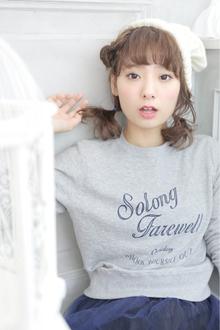 ☆sCene☆ リボンアレンジスタイル|sCene ESTのヘアスタイル