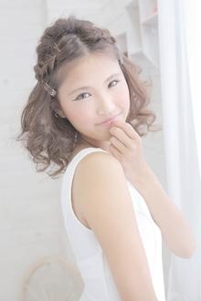 ☆sCene☆ Pon.F arrange|sCene ESTのヘアスタイル