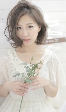 ☆sCene☆ オトナsWeet.|sCene ESTのヘアスタイル