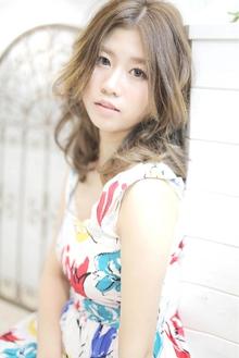 ☆sCene☆ フェミニンベージュ|sCene ESTのヘアスタイル