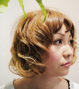 ヌーディースウィートカール|atotoのヘアスタイル