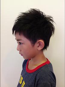 ちびっこGANG|First Stage KT air店のヘアスタイル