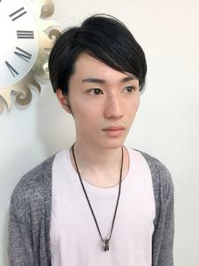 好印象!メンズショート|odd-jobs mana店のヘアスタイル