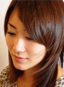 スイングストレート|Silkのヘアスタイル