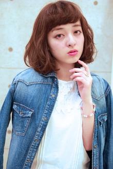 ☆オシャレかわいいバルーンボブ|GALLARIA Elegante 春日井店のヘアスタイル