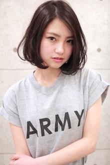 ☆ナチュラル小顔ボブ|GALLARIA Elegante 春日井店のヘアスタイル
