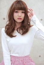 ☆大人可愛いマッシュセミロング|GALLARIA Elegante 春日井店のヘアスタイル