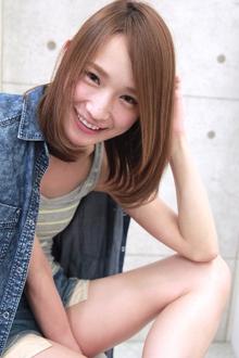 ☆ふわ揺れリラクシーミディアム|GALLARIA Elegante 春日井店のヘアスタイル