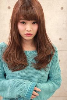 ☆やわらかウェーブ×セミロング|GALLARIA Elegante 春日井店のヘアスタイル