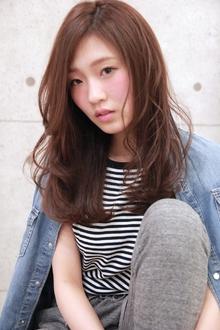 ☆SPRINGシフォンパーマ|GALLARIA Elegante 春日井店のヘアスタイル
