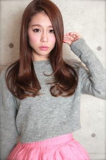 ☆ツヤ感スウィートロング|GALLARIA Elegante 春日井店のヘアスタイル