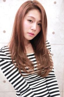 ☆シアーカールロング|GALLARIA Elegante 春日井店のヘアスタイル