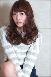 ☆柔らかエアリーロング|GALLARIA Elegante 春日井店のヘアスタイル