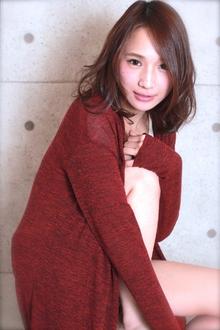 ☆フレンチガーリーミディ|GALLARIA Elegante 春日井店のヘアスタイル