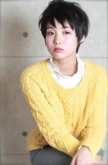 ☆ナチュラルベリーショート|GALLARIA Elegante 春日井店のヘアスタイル