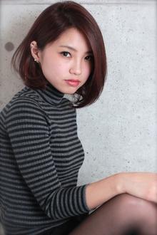 ☆ナチュラルかわいいボブ GALLARIA Elegante 春日井店のヘアスタイル