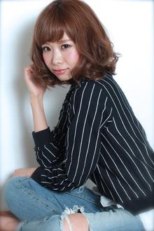 ☆愛されカジュアルボブ GALLARIA Elegante 春日井店のヘアスタイル
