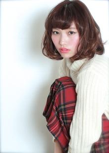 ☆愛されラフかわミディ GALLARIA Elegante 春日井店のヘアスタイル