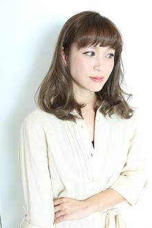 ゆるふわ小顔ウェーブ|GALLARIA Elegante 春日井店のヘアスタイル