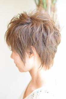 ☆トップふんわりショート|GALLARIA Elegante 春日井店のヘアスタイル