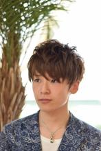 ☆モテヘアー束感ショート|GALLARIA Elegante 春日井店のメンズヘアスタイル