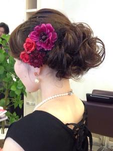 大人上品なパーティースタイル☆|GALLARIA Elegante 春日井店のヘアスタイル