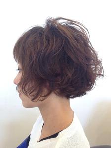 ボブ☆パーマ|GALLARIA Elegante 春日井店のヘアスタイル