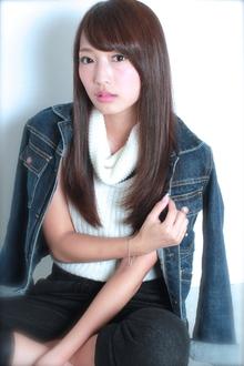 ☆愛されさらさら艶ロング|GALLARIA Elegante 春日井店のヘアスタイル