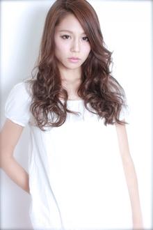 ☆大人グラム×セクシーウェーブ|GALLARIA Elegante 春日井店のヘアスタイル