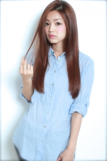 ☆ナチュラル艶ロング|GALLARIA Elegante 春日井店のヘアスタイル