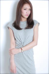 ☆暗髪&艶カラー