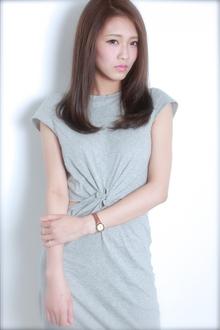 ☆暗髪&艶カラー|GALLARIA Elegante 春日井店のヘアスタイル