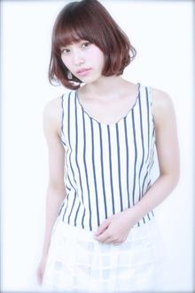 ☆クラシカルボブ|GALLARIA Elegante 春日井店のヘアスタイル