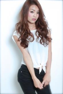 ☆大人グラム&甘辛MIXウェーブ|GALLARIA Elegante 春日井店のヘアスタイル