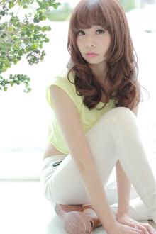 ☆ふわふわガーリーロング|GALLARIA Elegante 春日井店のヘアスタイル