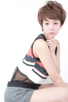 ☆愛されブリティッシュショート|GALLARIA Elegante 春日井店のヘアスタイル