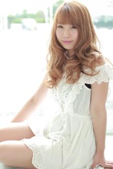 ☆フェミニンカールロング|GALLARIA Elegante 春日井店のヘアスタイル