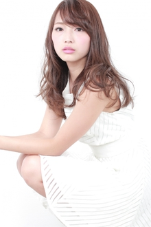 ☆甘辛フェミニンルーズロング|GALLARIA Elegante 春日井店のヘアスタイル