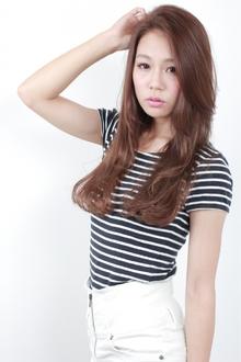 ☆ラフスタイルウェーブロング|GALLARIA Elegante 春日井店のヘアスタイル