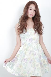 ☆スウィートウェーブロング|GALLARIA Elegante 春日井店のヘアスタイル