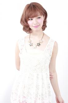 ☆大人グラム×耳かけボブ|GALLARIA Elegante 春日井店のヘアスタイル
