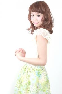 ☆愛されゆるふわミディ|GALLARIA Elegante 春日井店のヘアスタイル