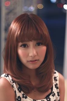 大人かわいい暗髪カール-sweet-|GALLARIA Elegante 春日井店のヘアスタイル