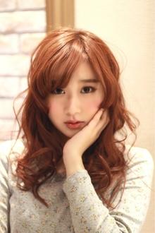 大人かわいい小顔ロング-glamorous-|GALLARIA Elegante 春日井店のヘアスタイル