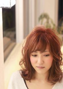 大人くしゃレイヤー-glamorous-|GALLARIA Elegante 春日井店のヘアスタイル