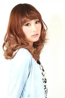うる艶グラデーション-cute-|GALLARIA Elegante 春日井店のヘアスタイル
