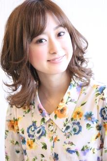 シルキーレイヤー|GALLARIA Elegante 春日井店のヘアスタイル