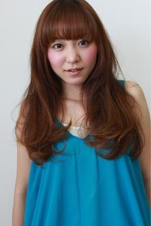 スイートロング|GALLARIA Elegante 春日井店のヘアスタイル