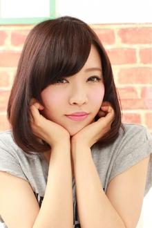 ☆大人かわいいマッシュボブ GALLARIA Elegante 春日井店のヘアスタイル