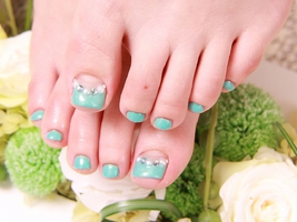 FOOTスタンダードコース|Rue D'or 春日井店 -Nail-のネイル